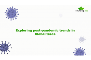 Exploring post-pandemic trends in Global trade