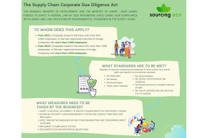 The Supply Chain Corporate Due Diligence Act