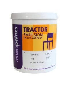 Asian Paint Tractor Emulsion Wall Paint, 4 L