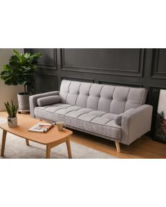 Fabric Sectional Multifunction New Style Folding Mattress Sofa Bed