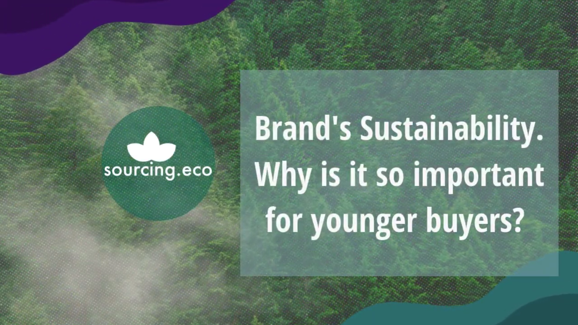 Consumer expectations toward retail brand sustainability